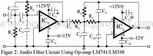 Audio Filter Circuit