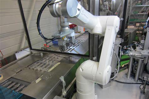 Industrial robotics | ICM