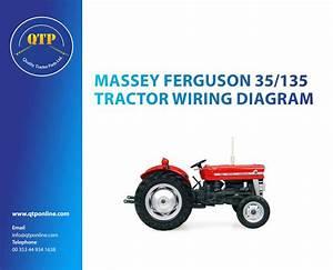 Massey Ferguson 35 Deluxe Wiring Diagram