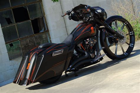 Custom Road Glide Baggers