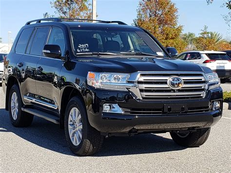 Toyota Land Cruiser 2019 by New 2019 Toyota Land Cruiser Sport Utility In Orlando