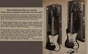 Silvertone World - Electric Guitars  U0026 Amplifiers - 1960s