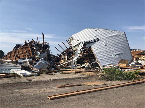 ef  tornado confirmed  burke kelolandcom