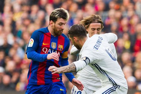 El Clásico Live Blog Scores And Highlights From Barcelona