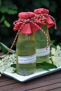 Rezept Für Holunderblütensirup : geschenke aus der k che holunderbl tensirup crockyblog ~ Lizthompson.info Haus und Dekorationen