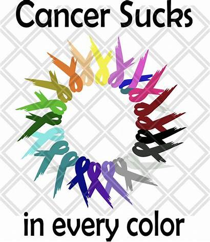 Cancer Sucks Every Frame Instand Popzy Bows