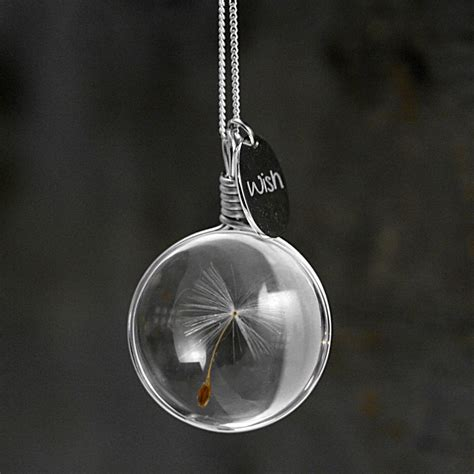 amazon kitchen knives dandelion wish necklace so that 39 s cool
