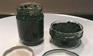 Kräuter Zum Essen : kr uterpaste kr uter mit salz konservieren achims ~ Lizthompson.info Haus und Dekorationen