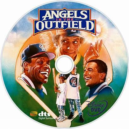 Outfield Angels Fanart Dvd Tv Movies Disc