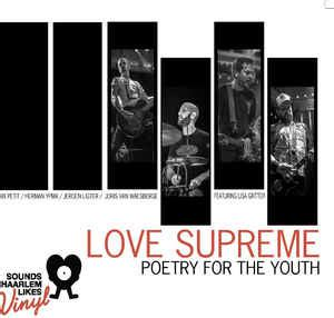 love supreme poetry   youth  vinyl discogs