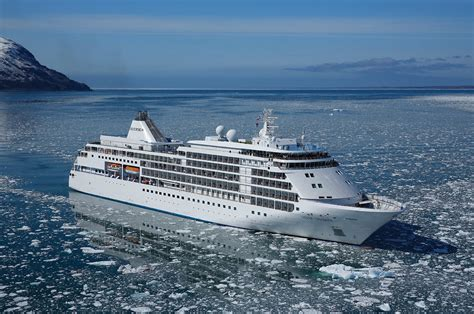 Best Small Boat Alaska Cruise by Experience The Best Alaskan Luxury Cruises Silversea