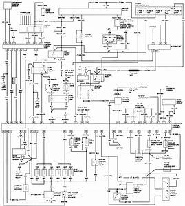 1992 Ford Bronco Wiring Diagram Free Download