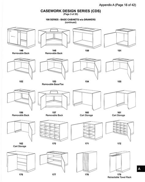 graphic standards  architectural cabinetry