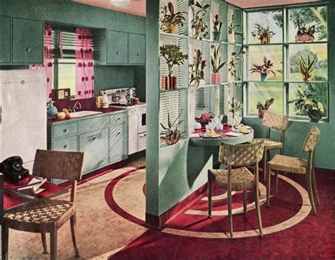 wood flooring in the kitchen 1936 vintage kitchen inspiration by armstrong linoleum 1936