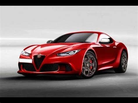 Is The Alfa Romeo 6c Coming Soon? 2019 Youtube