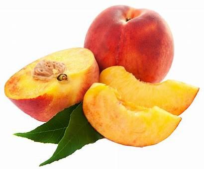Peaches Clipart Peach Fresh Fruit Transparent Heart