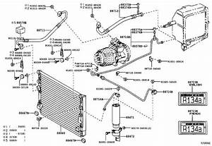 Toyota Tacoma Air Conditioner  U0026 Ac  Electrical  Heating  Conditioning - 8884035080