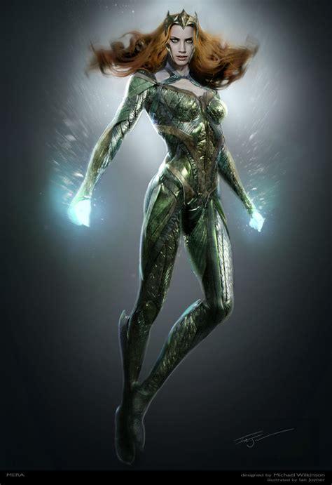 See Amber Heard As Mera In Justice League First Look Nerdist