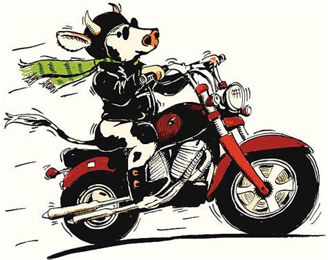 Royalty Free Motorcycle Speedway Racing Clip Art, Vector