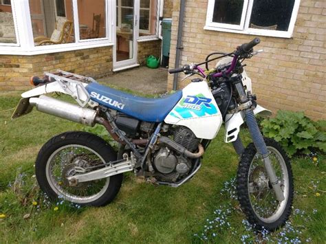 1993 Suzuki Dr350 by Suzuki Dr350 1993 For Sale Not Much Needed For Road Use