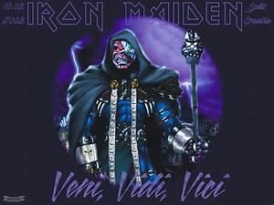 Imelda Mcconnell Iron Maiden Background