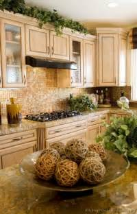 kitchen decor ideas pictures of kitchens traditional whitewashed cabinets