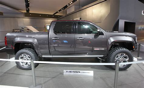 how to learn all about cars 2011 gmc savana 3500 electronic throttle control 2011 gmc sierra all terrain hd concept at 2011 detroit auto show new truck concept