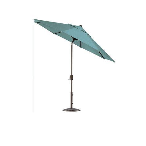 home decorators collection 9 ft auto tilt patio umbrella