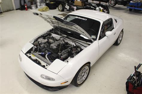 miata uzfe lexus toyota  swap manual trans white hardtop  miata forum home