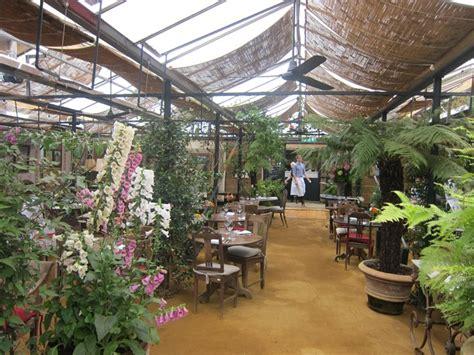 Good Nursery Guide by Petersham Nurseries Restaurant Review 2012 July London