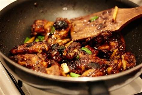 recettes de cuisine chinoise recette porc au caramel cuisine chinoise