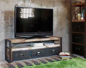 Tv Board Industrial Design : ferum industrial tv board s l tv s ~ Michelbontemps.com Haus und Dekorationen