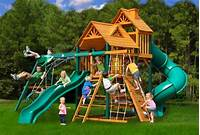 kids swing sets Outdoor Playsets - Playground Sets For Kids
