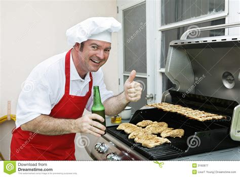 back porch bbq back porch bbq thumbsup stock image image of chicken