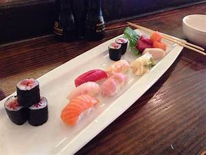 Sushi and sashimi lunch - Yelp