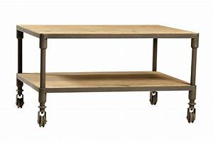 otb reclaimed pine steel 32 inch square coffee table With 32 inch square coffee table