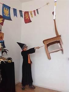 Deco Harry Potter Anniversaire : fabriquer deco harry potter visuel 2 ~ Melissatoandfro.com Idées de Décoration