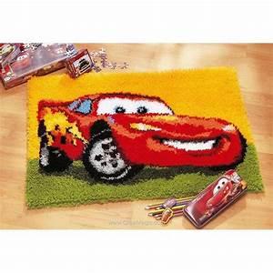 Canevas Pour Tapis : tapis point nou cars mc queen vervaco 38 704 ~ Farleysfitness.com Idées de Décoration