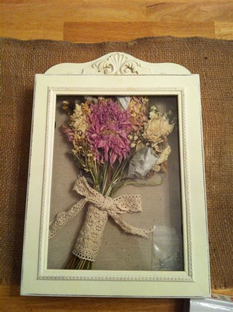 bouquet preservation  shadow boxes images