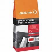 quick-mix Dachdeckerm ...