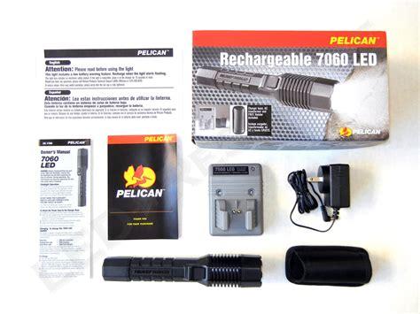 Li Led Flashlight Diagram by Pelican 7060 Led 01