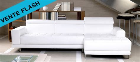 vente flash canap d angle 2 nouveaux canapés cuir en vente flash le canapé cuir