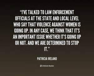 Law Enforcement Motivational Quotes. QuotesGram