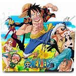 Piece Icon Folder Anime Saga Deviantart Icons