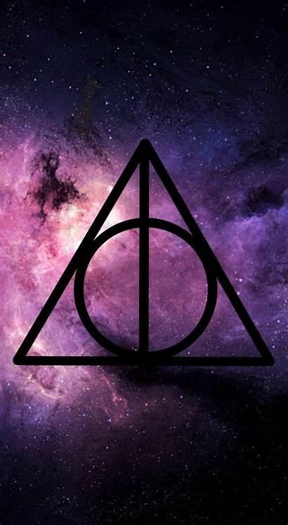 Hallows Deathly Potter Harry Symbol 1080p Wallpapers