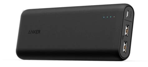 review anker powercore 20100 power bank charger harbor