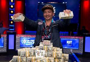 World Series of Poker: Qui Nguyen wins $8m prize after ...