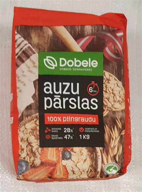 Auzu pārslas 1kg / Putraimi / Pārtikas preces / LANEKSS