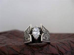 pin by hunter murphy on jewerly pinterest With custom western wedding rings