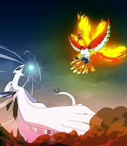 Lugia & Ho-Oh - Legendary Pokemon Photo (14116966) - Fanpop